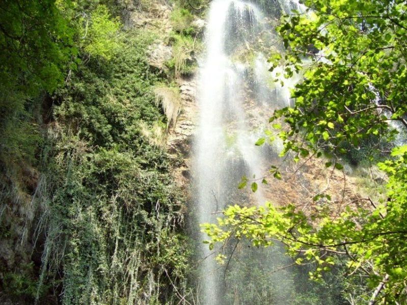 Семейна разходка до водопад Скакавица