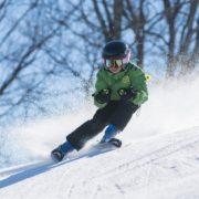 Кога и как да научим детето да кара ски?