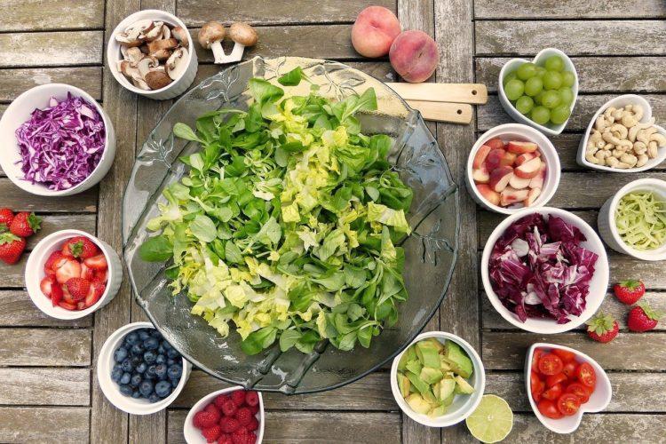 100 храни подходящи за здравословно хранене и диета за отслабване