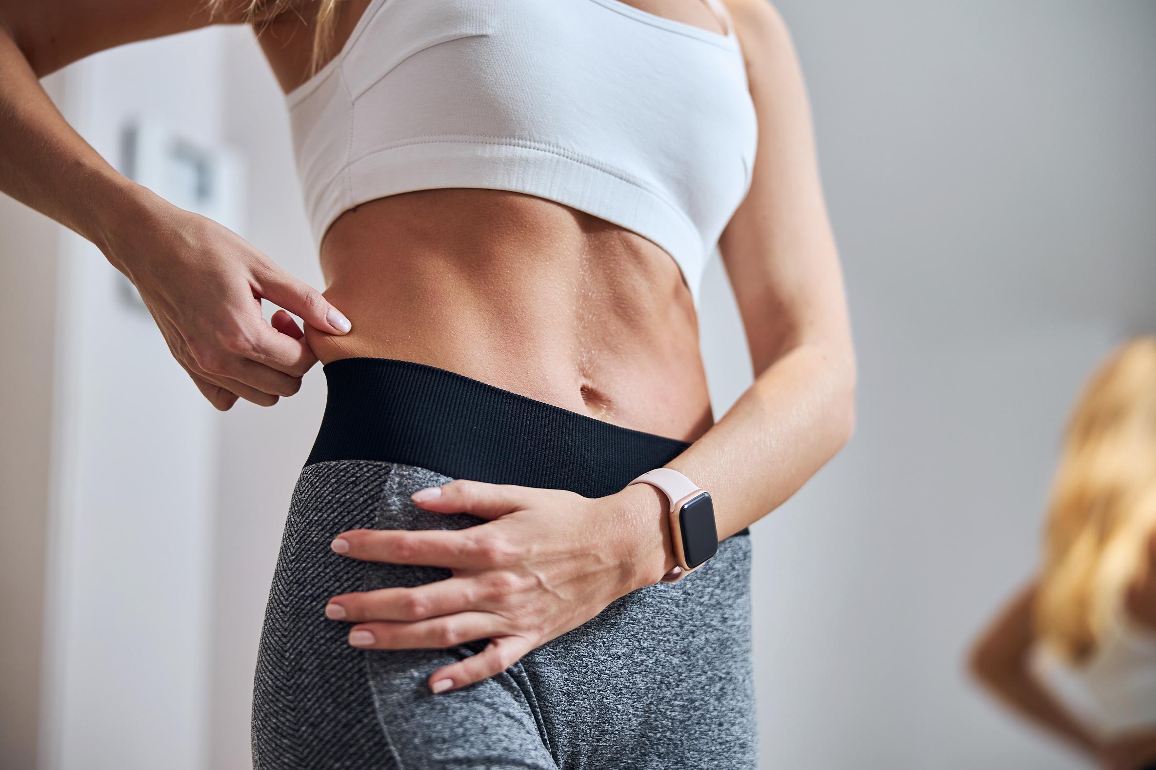 Правилно отслабване: как да избегнем стриите и други неприятни последици от диетата