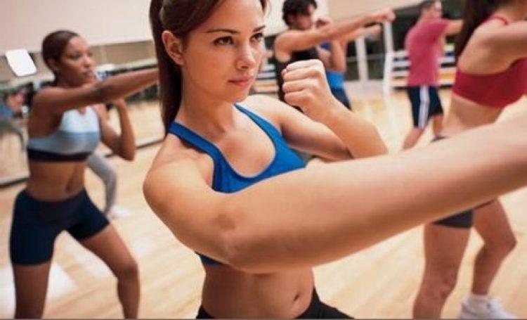 Тае – бо тренировки за отслабване и издръжливост